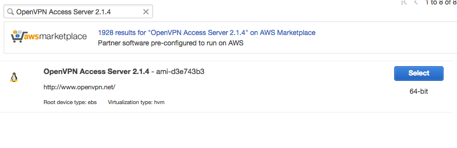 Securely connecting to your AWS Environment using OpenVPN